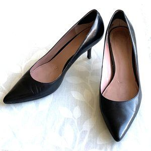 Calvin Klein black Lara pumps